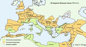 Provincias Romanas