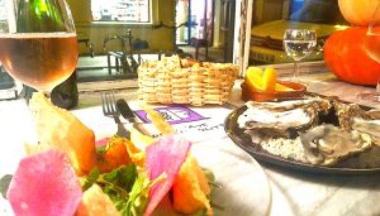 Restaurant bistronomique et cave à vins dans le 11ème