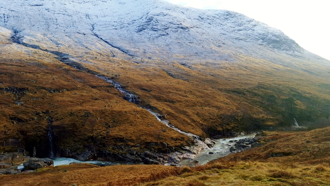 La vallée de Glen Etive : Sur les traces de James Bond en Ecosse