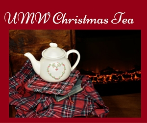 UMW Christmas Tea