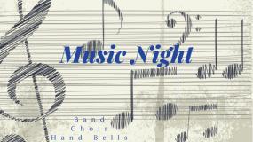 Wednesday Night is. . . Music Night!