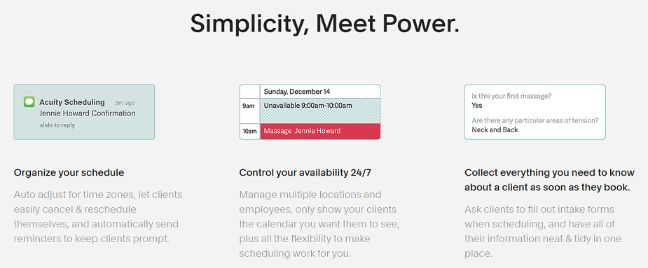 manage all bookings from a single dashboard