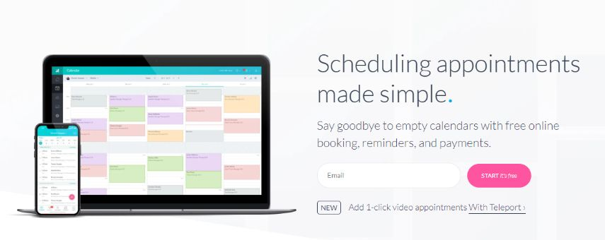 scheduling appointments made simple