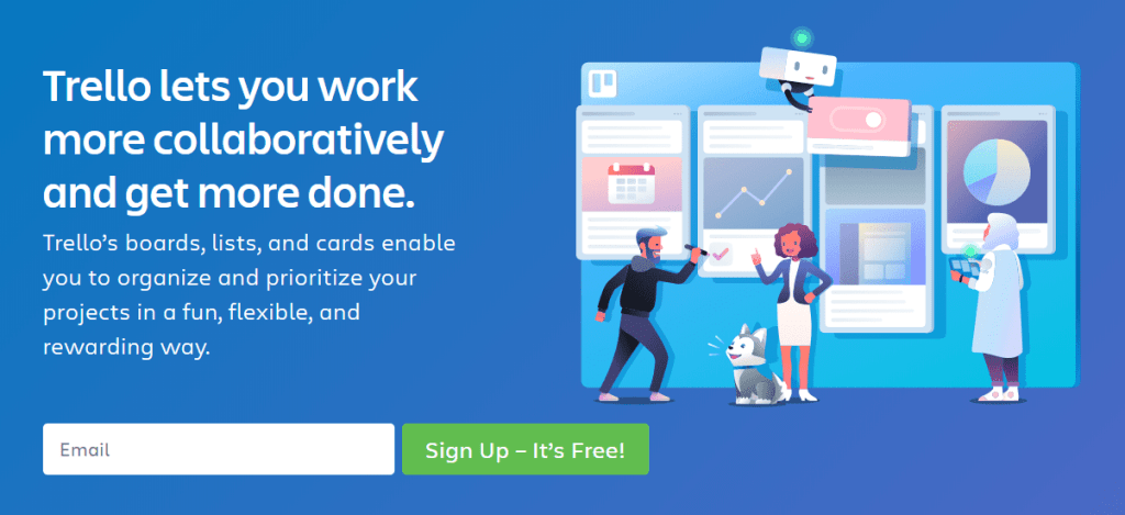 Trello a powerful project management tool