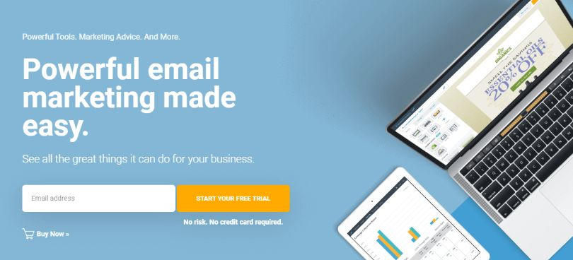 Constant Contact is a Powerful Email Marketing Tool – You can try Free