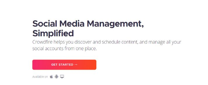 Simple Social Media Management Tool – Free Forever