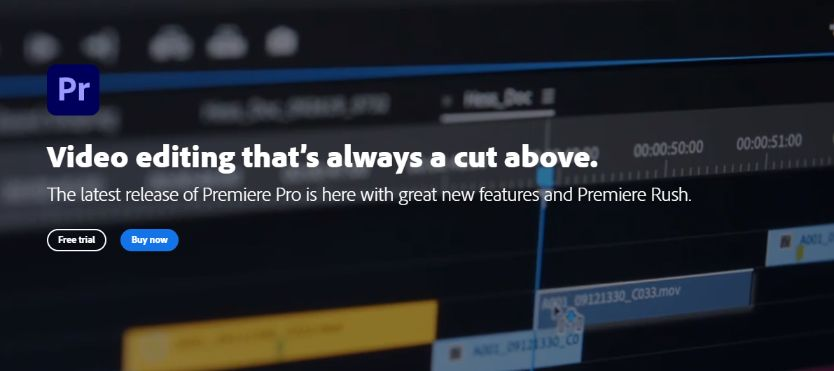 Legendary Video Editor Software – Free 7-days Trial