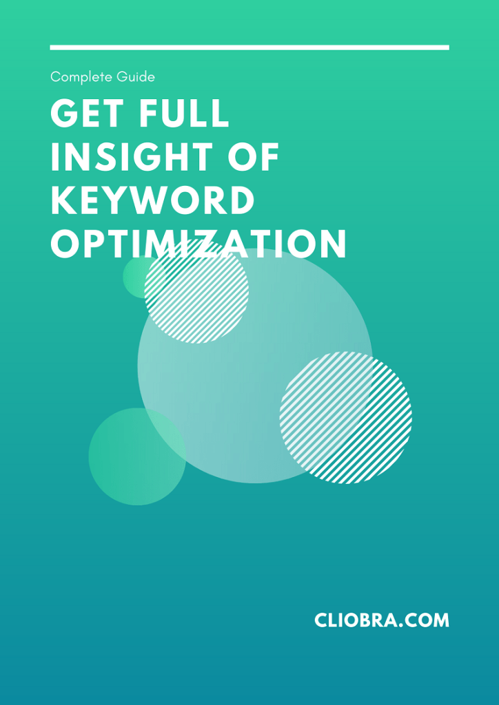 Get Full Insight of Keyword Optimization & Why It's Important (Complete Guide)