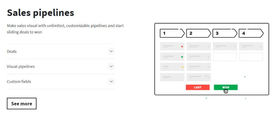 Make Your Complex Sales Pipeline into Simple One