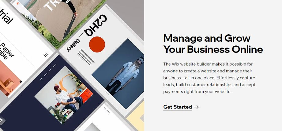 Build, Host & Run the business from one platform