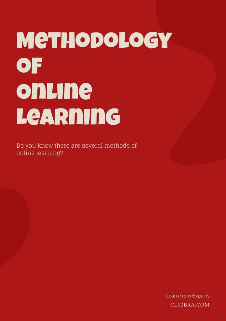Methodology of Online Learning