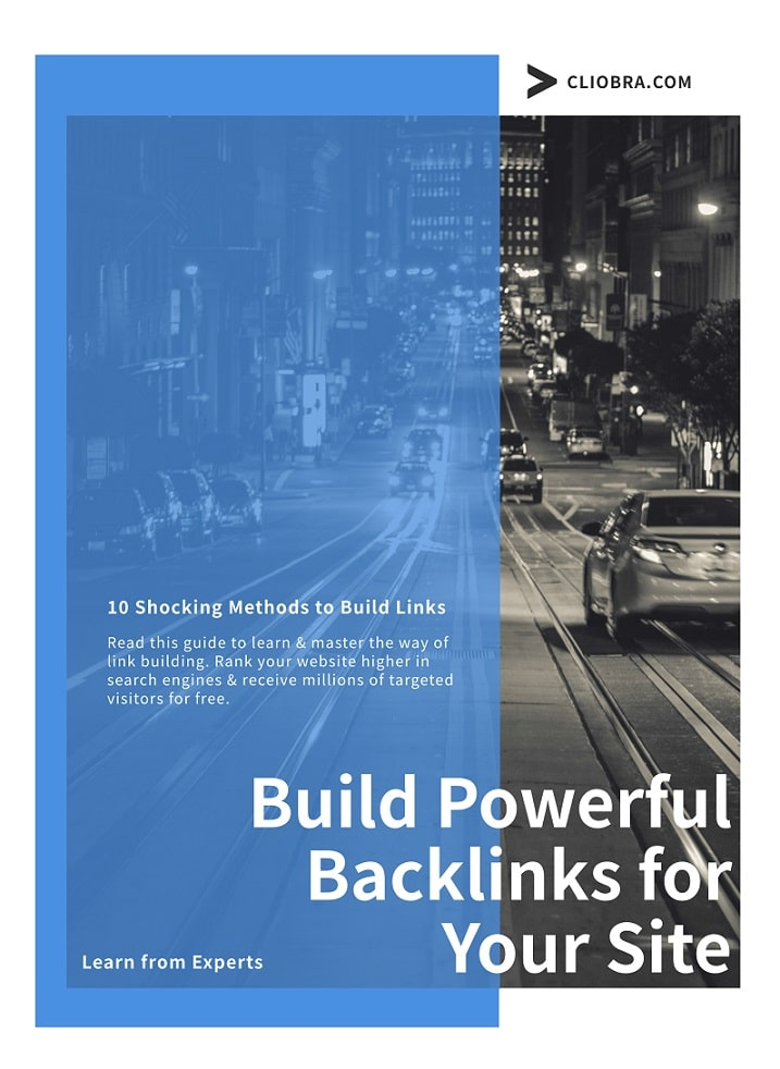 10 shocking methods to build powerful backlinks for your site