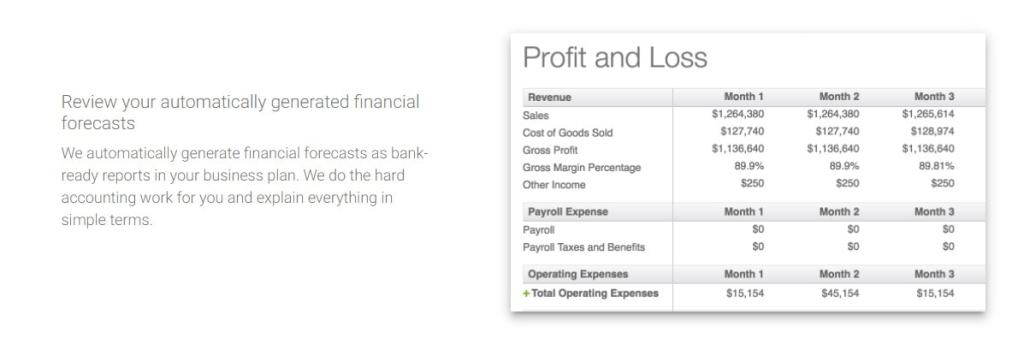 Automatic financial reporting is the best feature of Enloop
