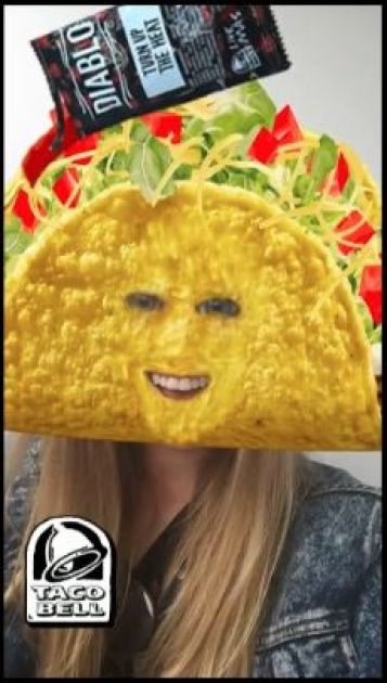 Snapchat Sponsored Lenses cost around $450,000 to $700,000 per day, Facebook & Twitter is much cheaper than this