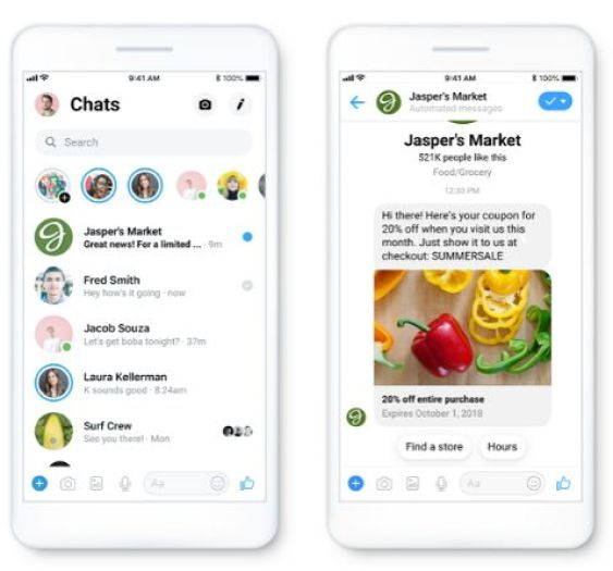 Facebook messenger ad is a very effective way to communicate with your potential customers.