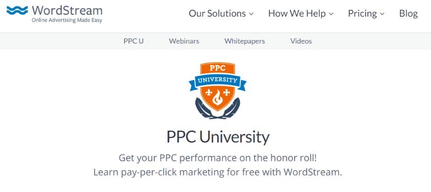 Learn everything about PPC advertisement. Get certificate as well.