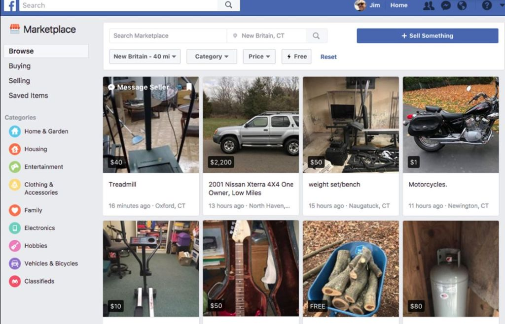 How can social media help a business grow? Facebook marketplace is a perfect place to promote your products or service.