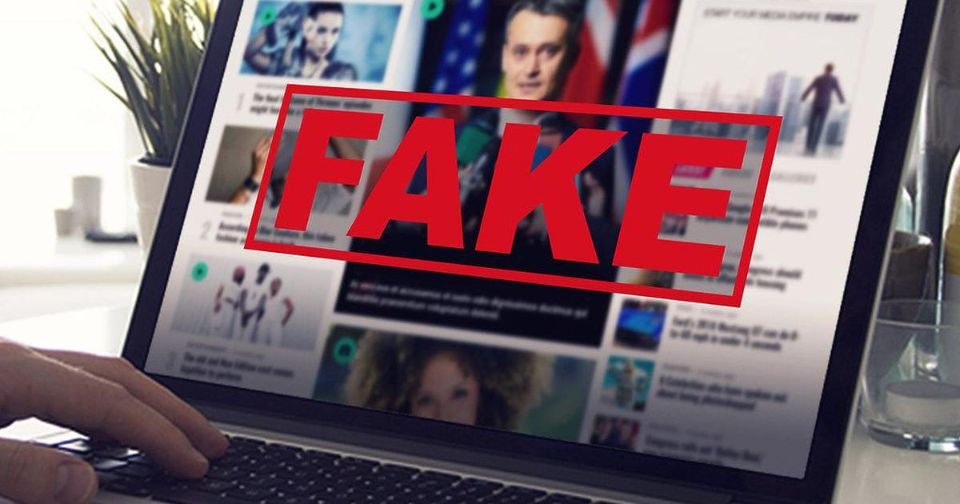 Be aware of fake accounts in social media. These imposters can harm your business reputation.
