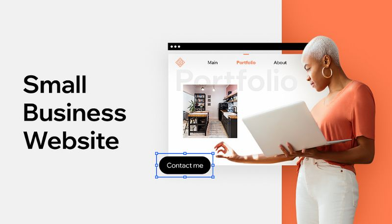 Building a professional website is the ultimate tool for brand strategy for small business.