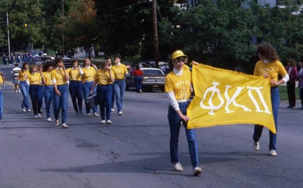 1983 Homecoming Parade