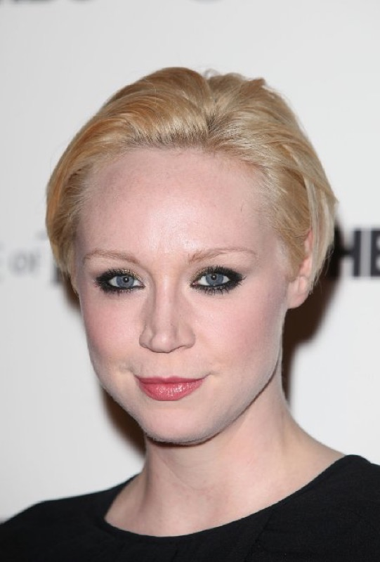 ClioMakeUp-game-of-thrones-trono-di-spade-premiere-red-carpet-Gwendoline-Christie-DVD-Launch-Party-2011