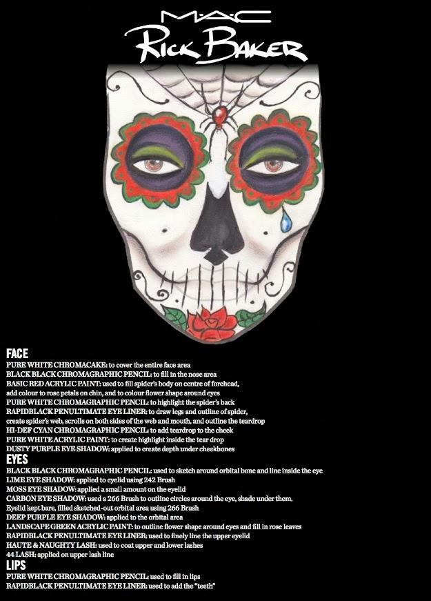 MAC Rick Baker Collection Halloween 2013 (2)