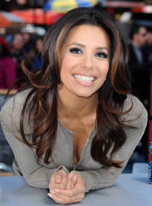 Eva Longoria at a promotional event for Pepsi