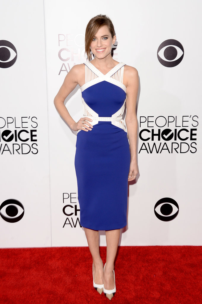 Allison-Williams-People-Choice-Awards-2014