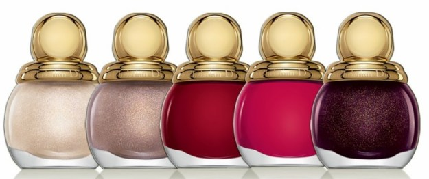 Dior-Golden-Winter-Makeup-Collection-for-Christmas-2013-nails