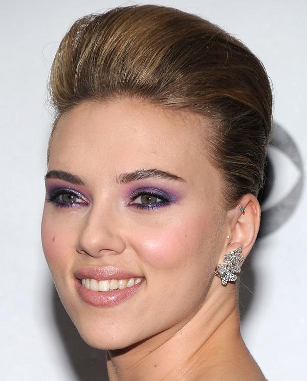 Scarlett Johansson makeup looks red carpet breakdown 8