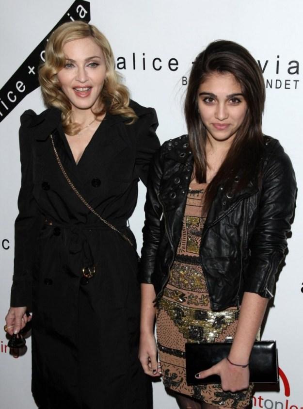 Madonna: la figlia Lourdes  la vera rivale