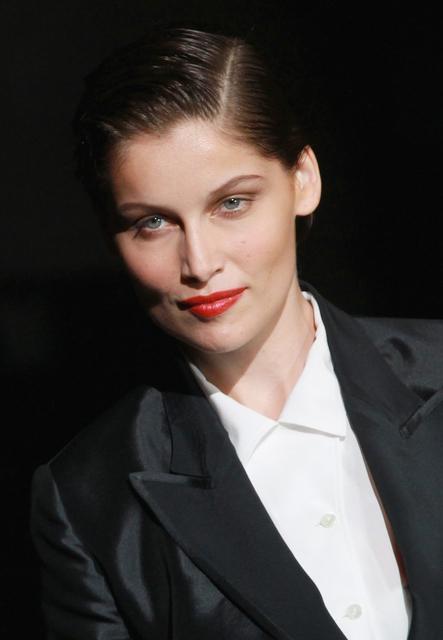 Dolce & Gabbana - Front Row - Milan Fashion Week Womenswear S/S 2013