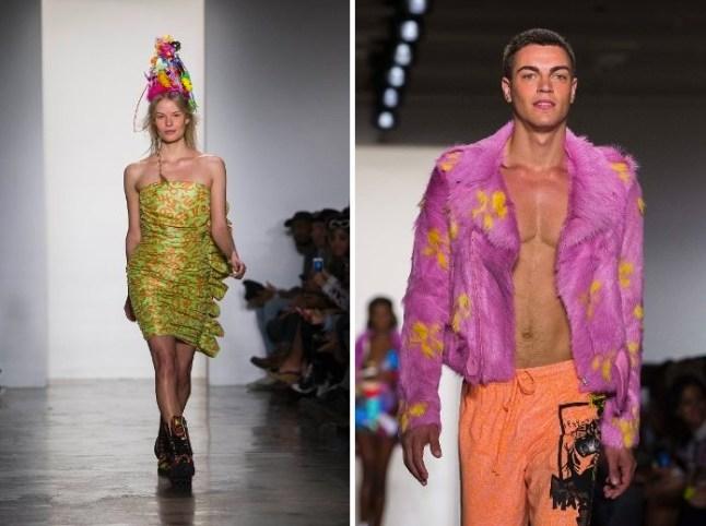 Immaginate voi e il vostro fidanzato vestiti così. Ok, ora smettete pure di ridere