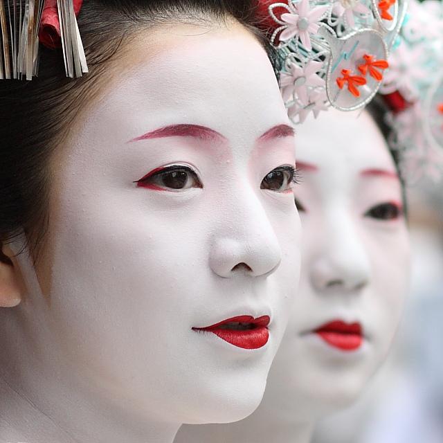 Le geisha sanno benissimo come fare! eheh :D