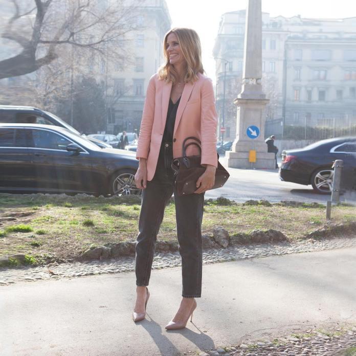 ClioMakeUp-copiare-look-Filippa-Lagerback-14-blazer-jeans