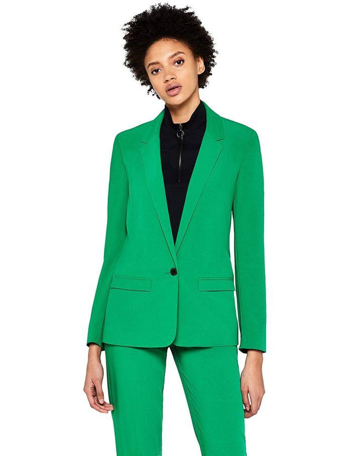 Cliomakeup-copiare-look-tyra-banks-21-blazer-verde