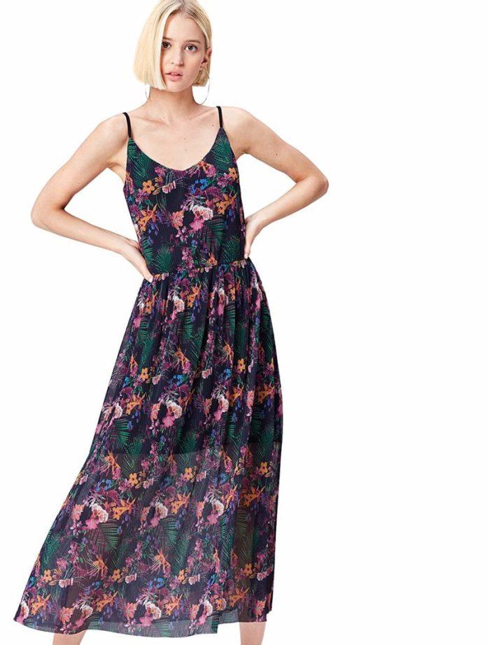 ClioMakeUp-look-spiaggia -18-maxi-dress-amazon-find
