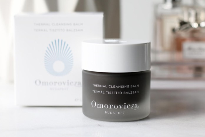 cliomakeup-lookfantastic-3-Omorovicza-thermal-cleansing-balm-Style-Domination