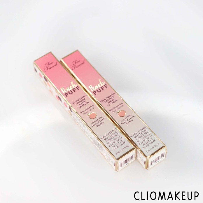 cliomakeup-recensione-rossetti-too-faced-peach-puff-diffused-matte-lip-color-2