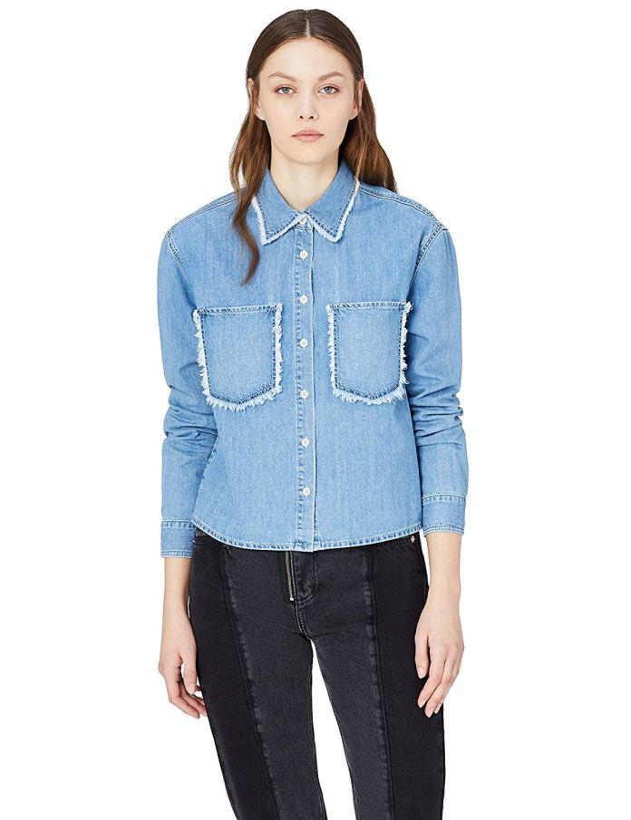 ClioMakeUp-come-indossare-camicia-jeans-23-find_