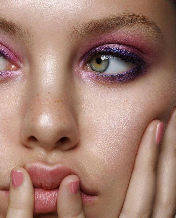 Cliomakeup-trucco-occhi-verdi-estate-6-trucco-viola-rosa