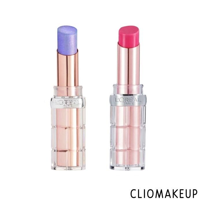cliomakeup-recensione-rossetti-loreal-color-riche-plump-and-shine-lipstick-1