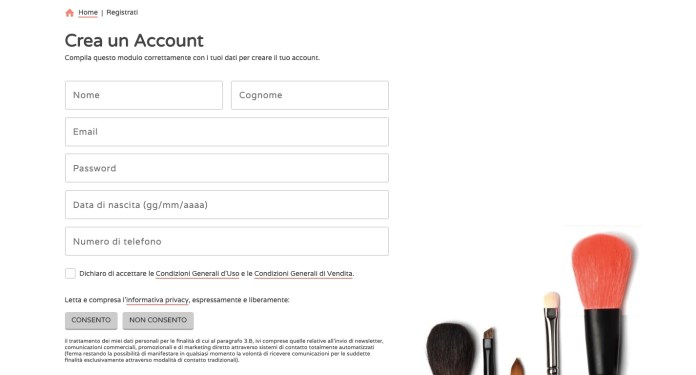 ClioMakeUp-cliomakeupshop-acquistare-15-crea-account