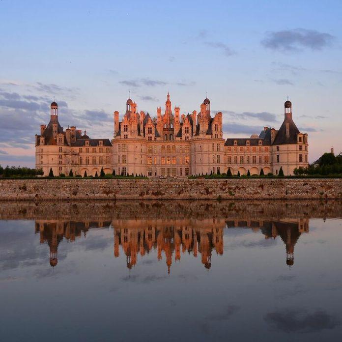 castelli della loira e della francia: castello di chambord