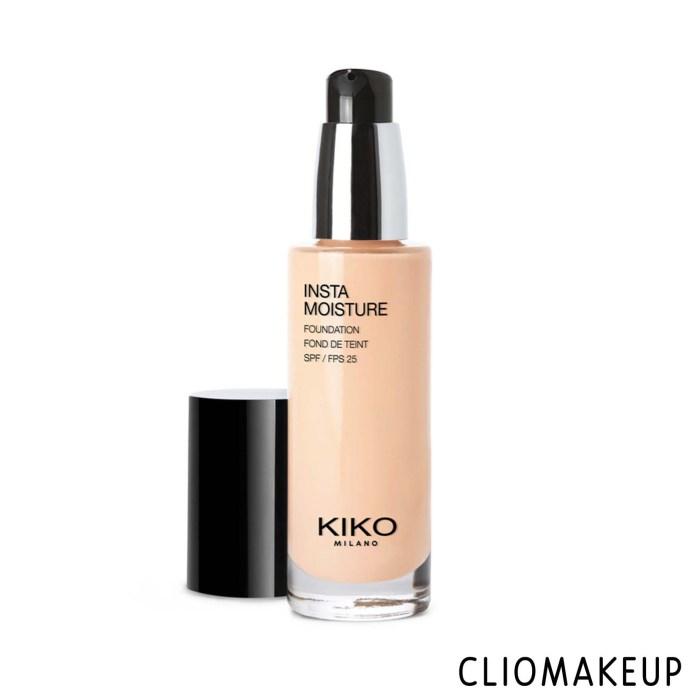 cliomakeup-recensione-fondotinta-kiko-insta-moisture-foundation-1