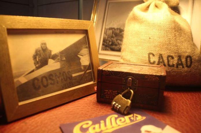 viaggio in svizzera: escape game alla fabbrica Maison Cailler
