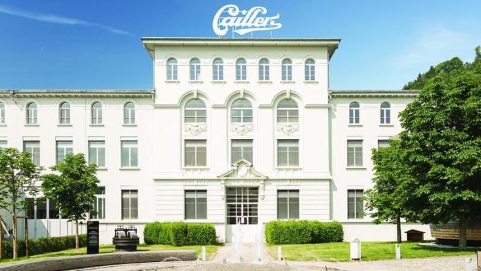 viaggio in svizzera: la fabbrica Maison Cailler a Broc, in Svizzera