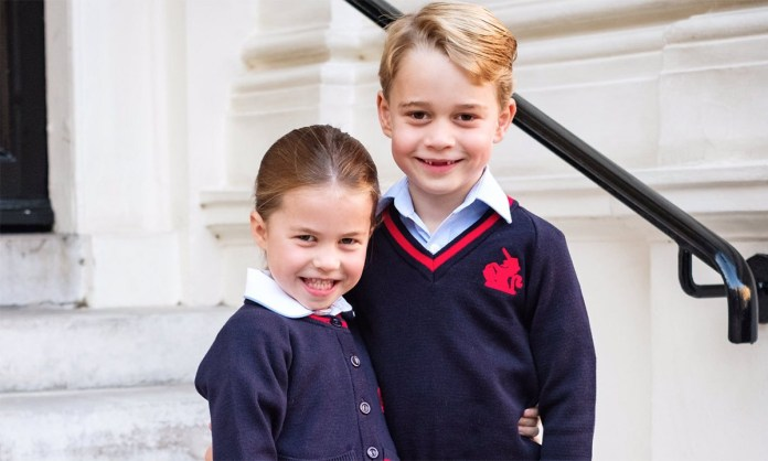 Cliomakeup-kate-middleton-incinta-9-charlotte-george-scuola