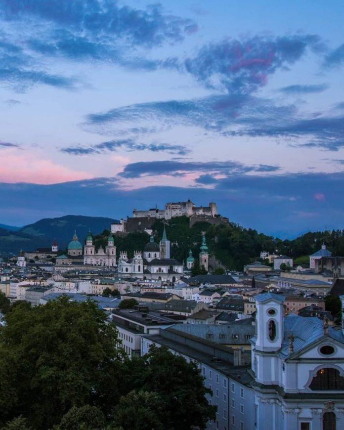 Destinazioni low cost di novembre: Salisburgo, Austria