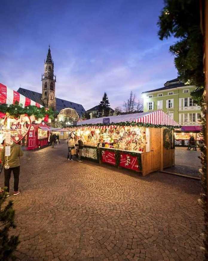 mercatini di Natale: il Christkindlmarkt è nato nel 1990